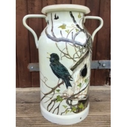 birds-vintage-churn-starling-a